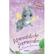 Editura Nemira Bella, iepurasul (seria animalutele fermecate din padurea inrourata) - lily small editura nemira