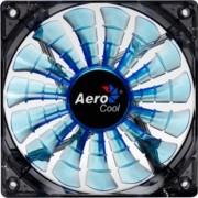 Ventilator 140 mm Aerocool Shark Blue