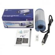 Omvormer 12 - 230 V 100 W met USB