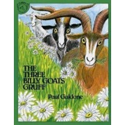 The Three Billy Goats Gruff, Paperback/Paul Galdone
