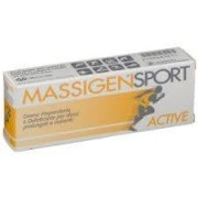 Massigen Sport - Active Crema Preparatoria Defaticante, 50ml