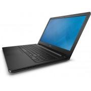 DELL Inspiron 3567 15.6HD/Intel Core i3-7020U/4GB DDR4/1TB HDD/DVDRW/Fekete