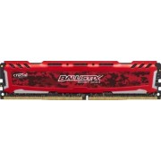 Memorie Crucial Ballistix Sport LT Red 4GB DDR4 2400MHz CL16