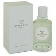 EAU DE GIVENCHY by Givenchy Eau De Toilette Spray 3.4 oz