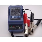 Incarcator automat pentru acumulatori plumb 2V, 6V, 12V, AL 300 Pro H-TRONIC AGM, VRLA, GEL, moto, rulote, motociclete, barci