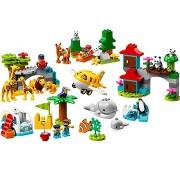 LEGO DUPLO Town 10907 A világ állatai