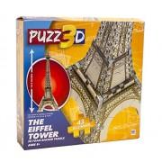 Puzz 3D The Eiffel Tower 43 Piece Puzzle