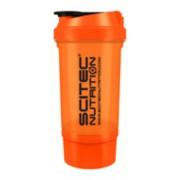 Shaker 500 ml Traveller narancssárga Scitec Nutrition