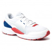 Обувки PUMA - Future Runner Premium 369502 07 Puma White/Galaxy Blue/Red