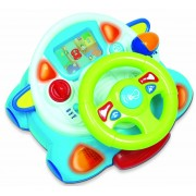 Jucarie interactiva Little Learner Primul meu volan, 18 luni+