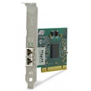 Allied Telesis Allied Telesis Single port Fiber Gigabit NIC for 32-bit PCI bus, SC connector