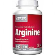 Jarrow Formulas Arginine 1000 Mg - 100 Tablets