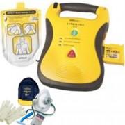 defibrillatore dae semiautomatico defibtech lifeline aed - garanzia 8