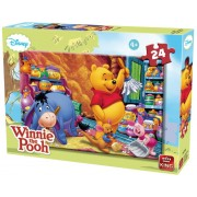 Puzzle King - Winnie The Pooh, 24 piese (05244-A)