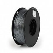 Filament Polimer Lucios pentru Imprimanta 3D 1.75 mm 1 kg - Argintiu (GMB)