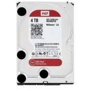 "Western Digital WD NAS Red 4TB SATA3 Disco Duro interno 3.5"""