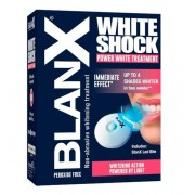 BERREN Blanx White Shock Intensivweißsystem + Blanx Led Bite, 50ml