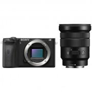 Sony Alpha A6600 Body + E PZ 18-105mm f/4 G OSS