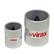Debavurator Virax , pt. cupru,inox,aluminiu,otel,plastic dur si multistrat , debavurare interioara/exterioara 56 mm , cod 221252