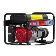 Generator De Curent Agt 7501 Hsb R26 6.4 Kva Motor Honda Gx390, 26 L