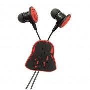 Star Wars sztereo headset - Darth Vader 001 3,5mm jack csatlakozóval