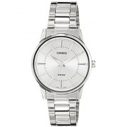 Casio Enticer Analog Silver Dial Mens Watch - MTP-1303D-7AVDF (A494)