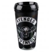 Avenged Sevenfold Thermo Bögre - ROCK OFF - ASTMUG01