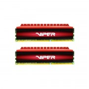 PATRIOT PV416G320C6K kit ddr4 viper 4 16gb (2x8gb) 3200mhz cl16 - red
