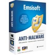 Emsisoft Anti-Malware - 3 postes - 1 an