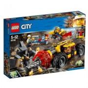 Lego City. 60186 Ciężkie wiertło górnicze