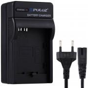 Puluz UE Plug Cargador De Bateria Con El Cable De La Bateria Para Canon NB - 5L