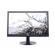 "AOC Pro-line M2060SWDA2 - Monitor LED - 19.53"" (19.53"" visível) - 1920 x 1080 Full HD (1080p) - MVA - 250 cd/m² - 3000:1 - 5 ms"