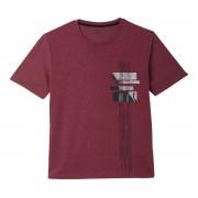 La Redoute Collections T-Shirt mit rundem Ausschnitt, bedruckt