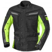 IXS Evans Chaqueta Textíl Negro Amarillo M