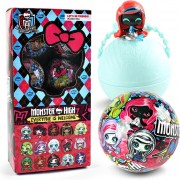 Figura De Dibujos Monster High E-Hot De 8 Piezas - Color Azar