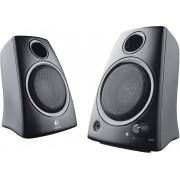 Logitech Z130 2.0 PC-luidsprekers Kabelgebonden 5 W Zwart