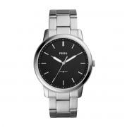 Часовник FOSSIL - The Minimalist 3H FS5307 Silver/Black