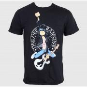 tricou stil metal bărbați Ramones - DEE DEE HOP- BLACK - LIVE NATION - PE12716TSB