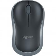 Mouse Wireless M185 Gri LOGITECH