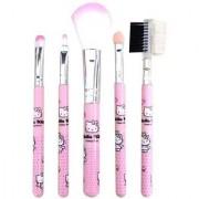 5 Pcs Hello Kitty Makeup Brush Box.