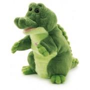 Trudi plüss báb - Krokodil