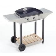 Masa de lucru din inox pentru grill 60 cm
