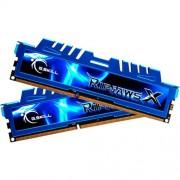 G.SKILL RipjawsX F3-2400C11D-8GXM RAM Module - 8 GB (2 x 4 GB) - DDR3 SDRAM