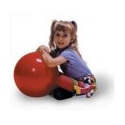 Tornalabda, gyermek gimnasztikai labda, piros gyógylabda 30cm