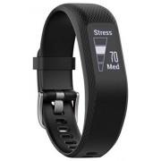 Garmin Vivosmart 3 Fitness Tracker con Sensore Cardio al Polso, Schermo Touch Invisibile e Smart Notification, Regular, Nero