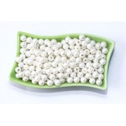 Pearl Beads For Jewellery Making With Large Holes- Loose Pearl Beads Decoration (DIY)- Size 8 MM