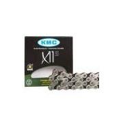 Corrente Kmc X11 Silver / Prata 116 Elos - 11v