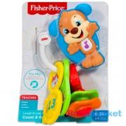 Fisher Price - Kutyusos tanuló kulcsok