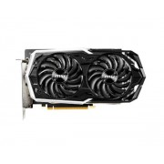 Placa video MSI GeForce GTX 1660 Ti ARMOR OC, 6GB, GDDR6, 192-bit