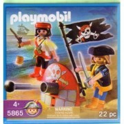 Playmobil 5865 Playset: Pirate Pirates with Cannon